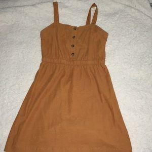 Copper Tank Dress